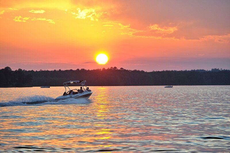 A travel guide in Lake Martin AL