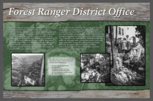 Smith Mountain - Forest Ranger District Office