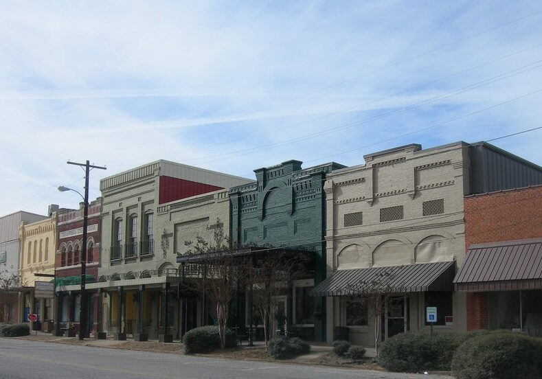Dadeville Downtown